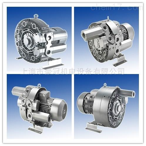 双段式旋涡高压气泵