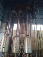 二手单效型浓缩蒸发器全国回收