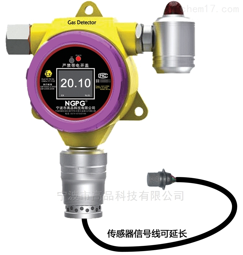 高温_氧气检测仪,高温_氧气报警器