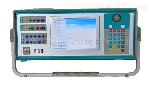 DY-微电脑继电保护校验仪(单相液晶)