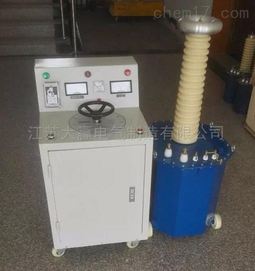 工频耐压试验装置(试验变压器+控制台)