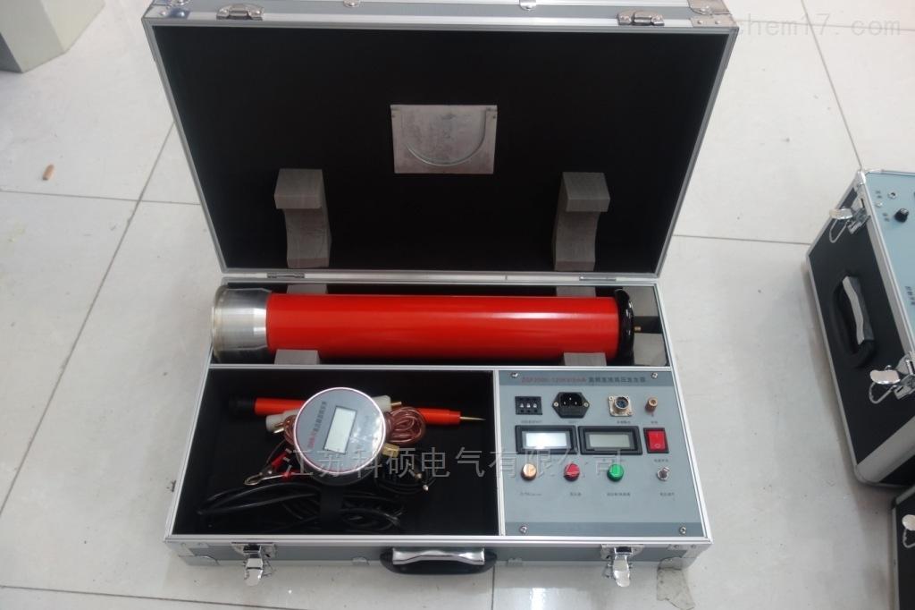 ZGF系列高频直流发生器产品特性:  机箱采用铝合金机箱。  采用中频倍压电路,应用PWM脉宽调制技术和大功率IGBT器件。  采用电压大反馈,输出电压稳定度高,纹波系数≤3%。  全量程平滑调压,电压调节细度好调节精度≤0.5%,稳定度≤1%,电压误差±(1.5%±2个字),HSXZGF系列直高发电流误差±(1.