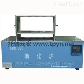 KDN-04D型自动控温消化炉