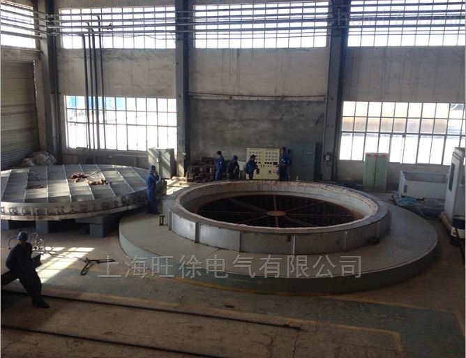 RJ-600大型井式加热炉 井式电炉热