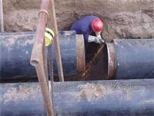 DN200预制直埋保温管供热管网施工方案