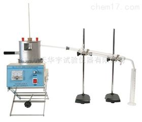SYD-255A液體石油瀝青蒸餾試驗器