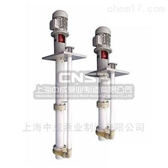 25FYS-10FYS系列超高分子塑料液下泵