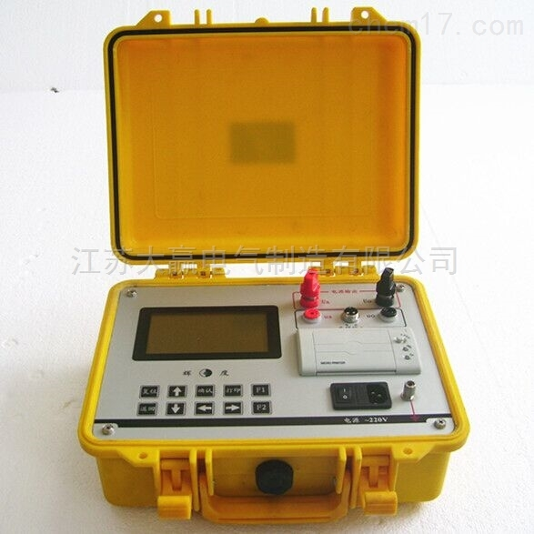 全自动电容电感测试仪|大赢电气