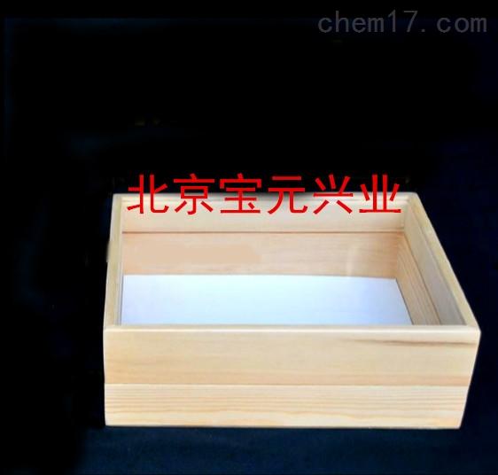精品实木松木标本盒价格
