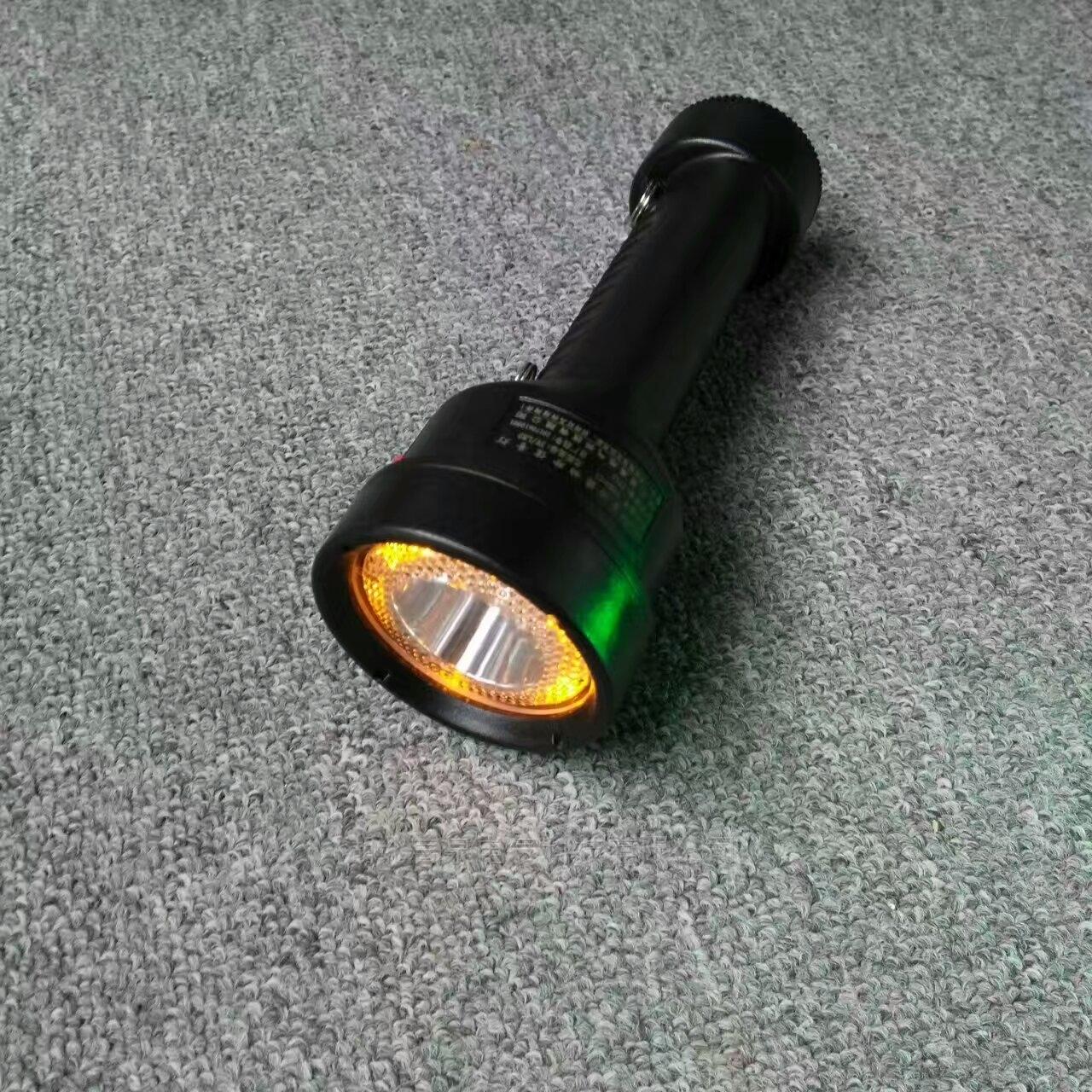 红黄绿白SW2700A三色四色充电手持信号电筒