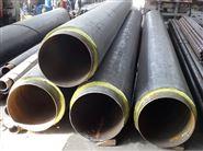 聚乙烯硬质泡沫地埋螺旋保温钢管