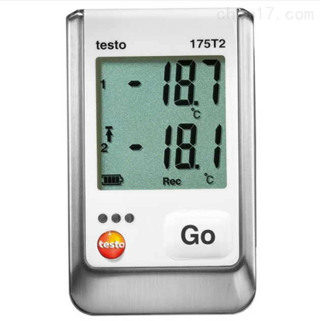 testo 175-T2温度记录仪