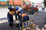 合肥市下水道清淤CCTV检测污水管道疏通