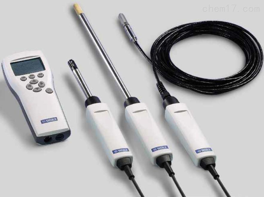 维萨拉HUMICAP HM70手持式温湿度表