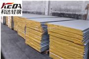 全国彩钢岩棉夹芯板厂家价格是多少
