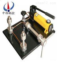 YFT2002台式液压压力源