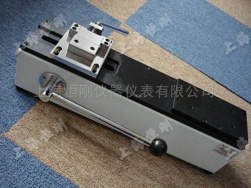 简易卧式拉力测试仪1-100公斤生产厂家