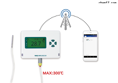 WS-T11HG-C短信報警溫度記錄儀