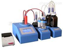 CBS-2A全自动卡氏微量水份测量仪