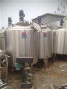 哪里回收二手6000L不锈钢发酵罐