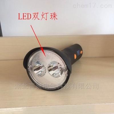 GAD208 LED弯折头防爆手持电筒底座吸盘