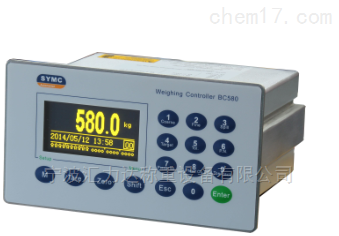 BC580 定量称重控制器