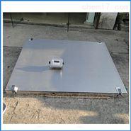 5吨不锈钢防水电子磅 5t耐腐蚀电子地秤