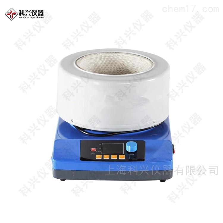 ZNCL-T-ZNCL-T型 智能磁力(电热套)搅拌器