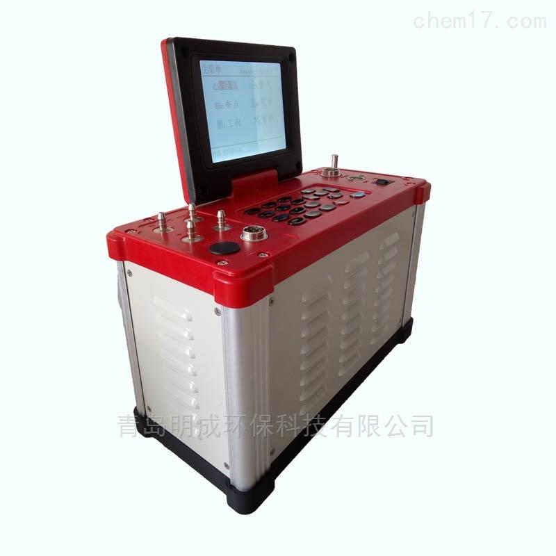 青岛明成62系列自动烟气分析仪