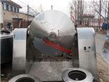 3000L杭州出售3000L二手不锈钢双锥干燥机