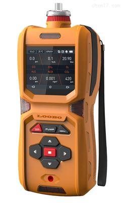 LB-MS6X烟台市国营食品管理局泵吸多种气体检测仪