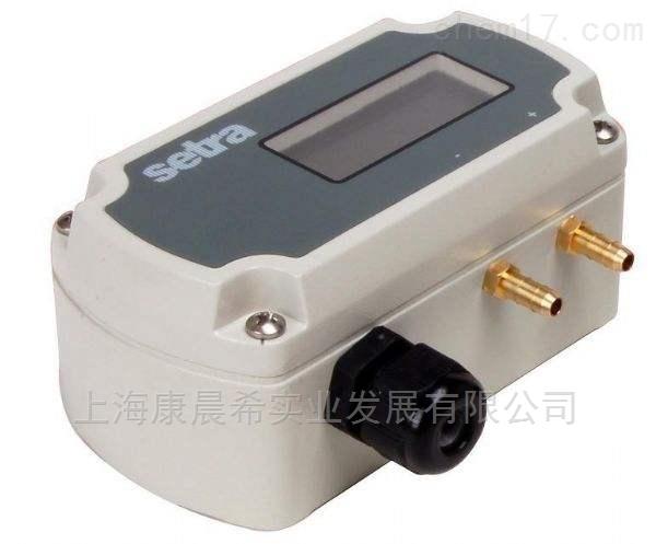 美国SETRA压力传感器