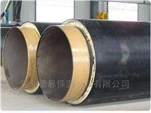 型号齐全聚氨酯直埋式保温管热力管道安装步骤