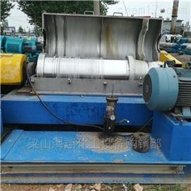 出售二手LW800卧螺离心机可用于污泥脱水