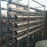 出售二手50吨反渗透水处理设备9成新