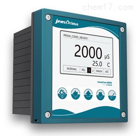 innoCon 6800C工业電導率分析儀