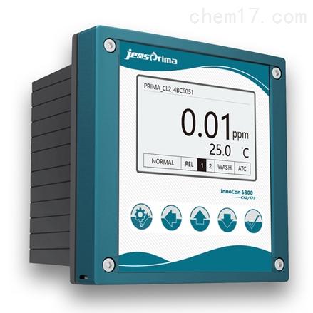 innoCon 6800CL在線余氯分析儀