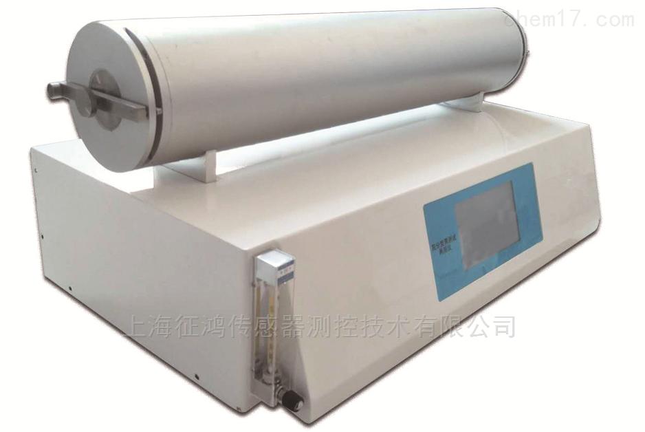 鹵酸氣體釋出測定儀