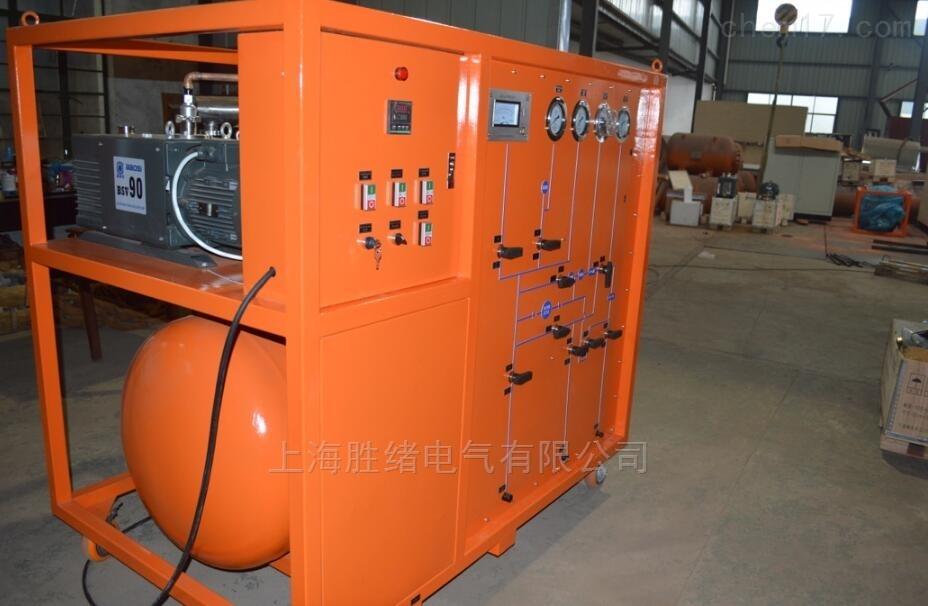 SG23Y-15-250型SF6气体回收重放装置