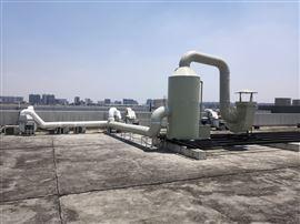 1200*2800喷淋塔 酸雾净化塔 净化空气 环保处理