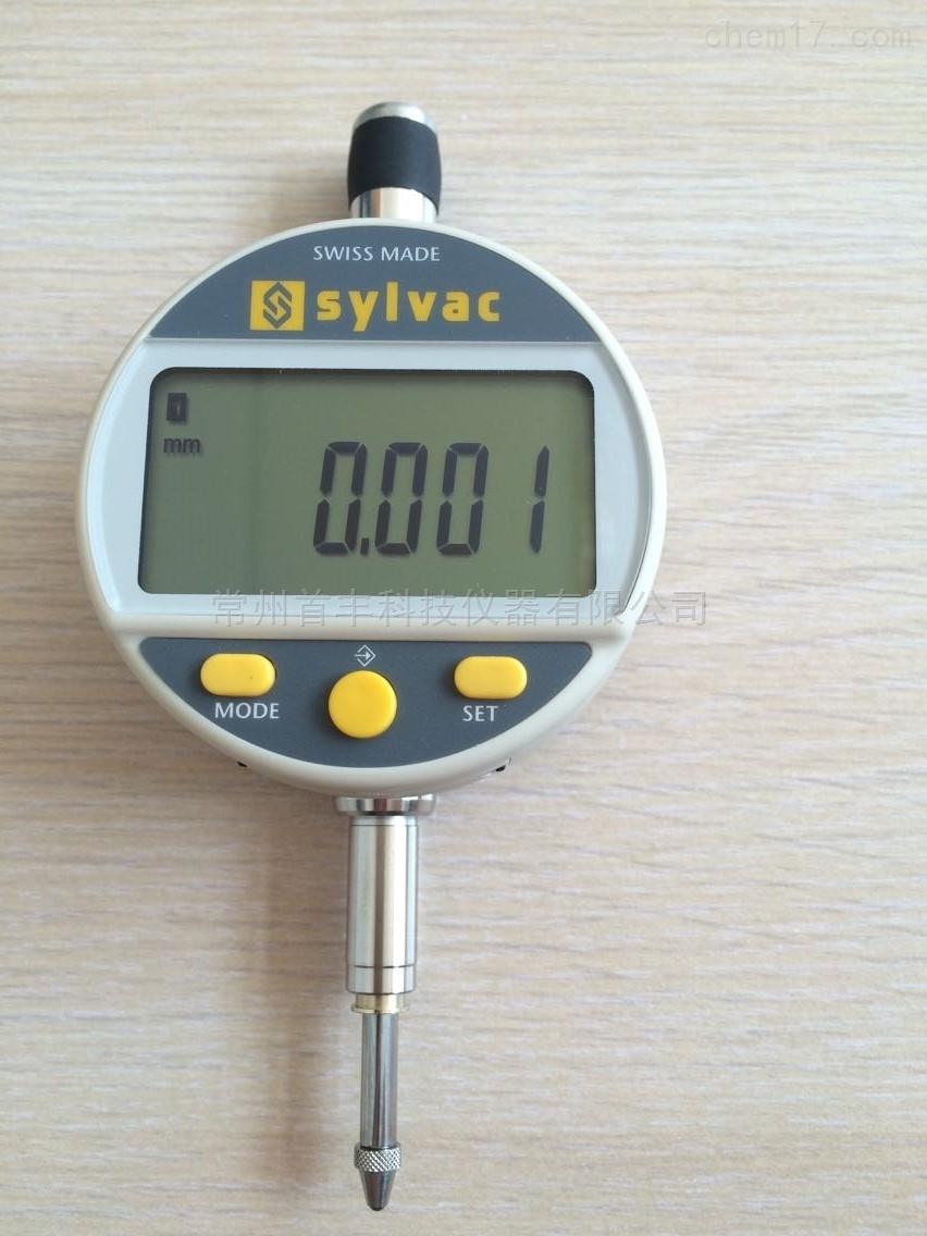瑞士Sylvac数显千分表805.5501.10
