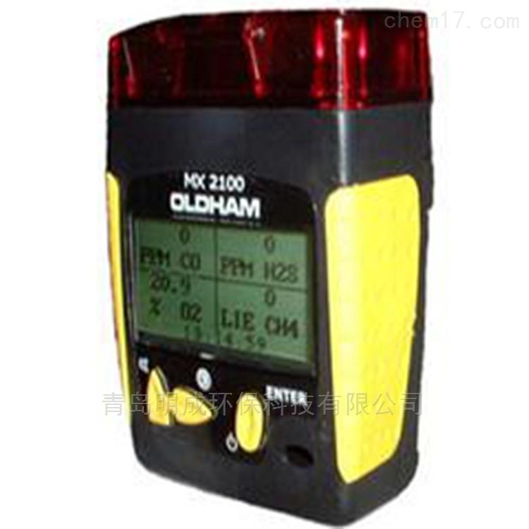 美英思科MX2100多种气体检测仪