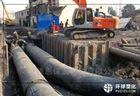 高密度聚氯乙烯保护壳聚氨酯发泡保温管
