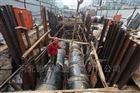 热力聚氨酯直埋保温管热力厂锅炉房热源