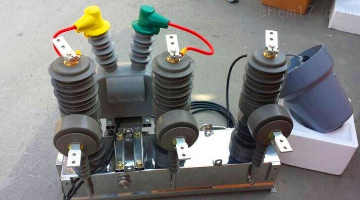 西安zw32-12/630户外高压真空断路器厂家