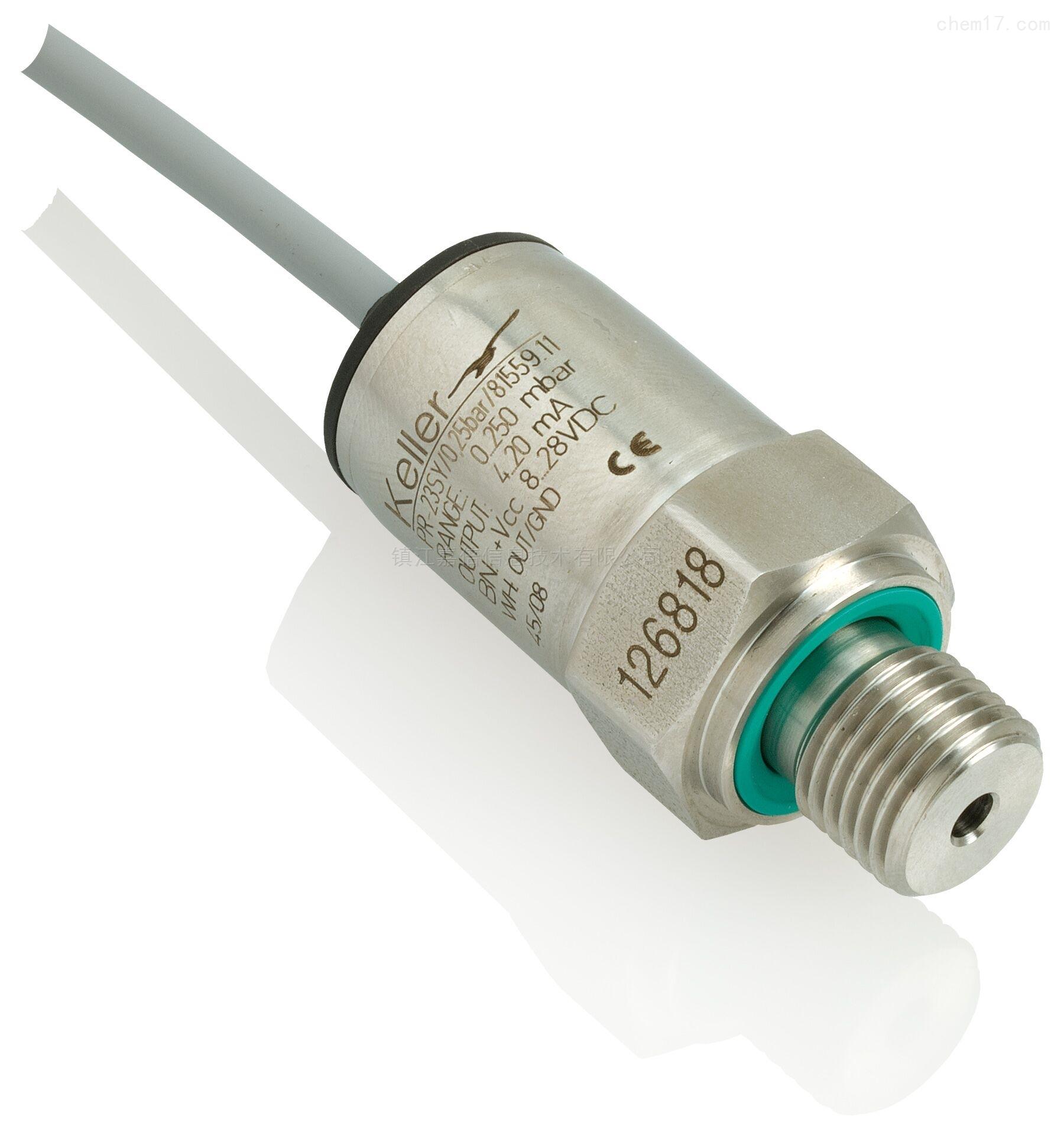 KELLER 压阻式压力传感器 PA-23SY