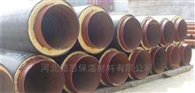 DN500聚氨酯直埋式保温管供热管网施工准备