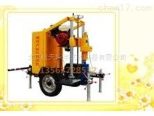 HZ-20拖挂式公路汽油动力钻孔机