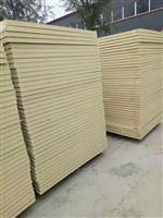 600*1200聚氨酯保温复合板厂家