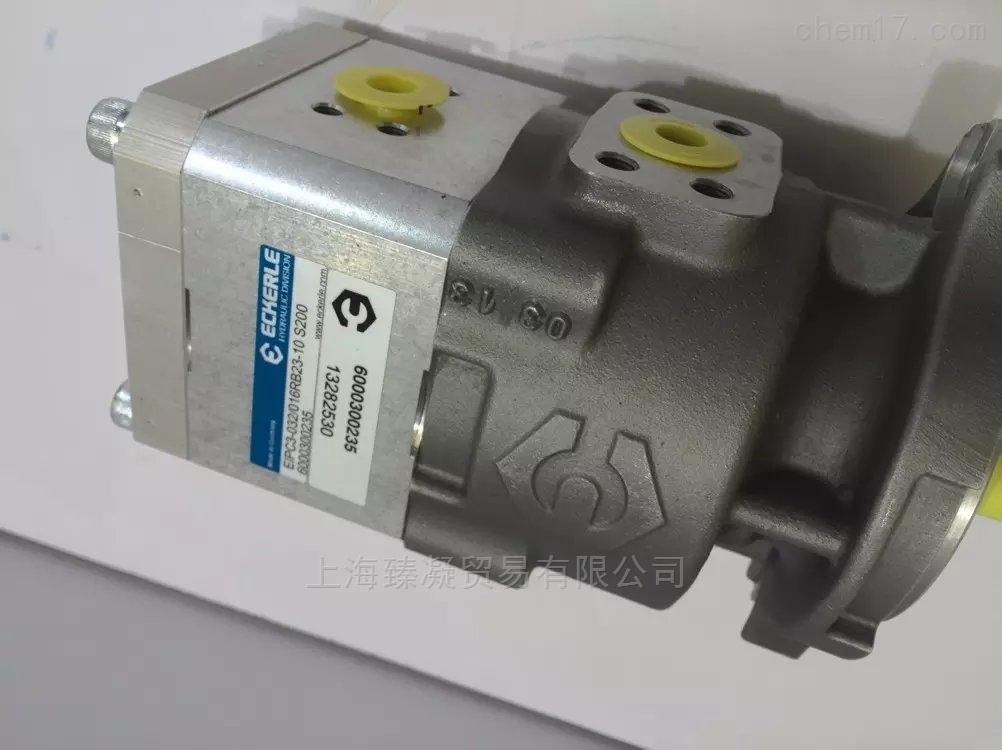 德国进口ECKERLE齿轮泵EIPC3型油泵